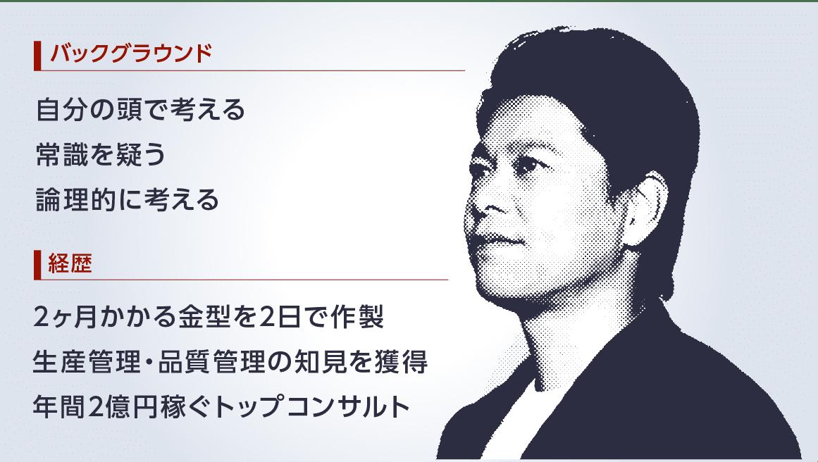 経歴イメージ図