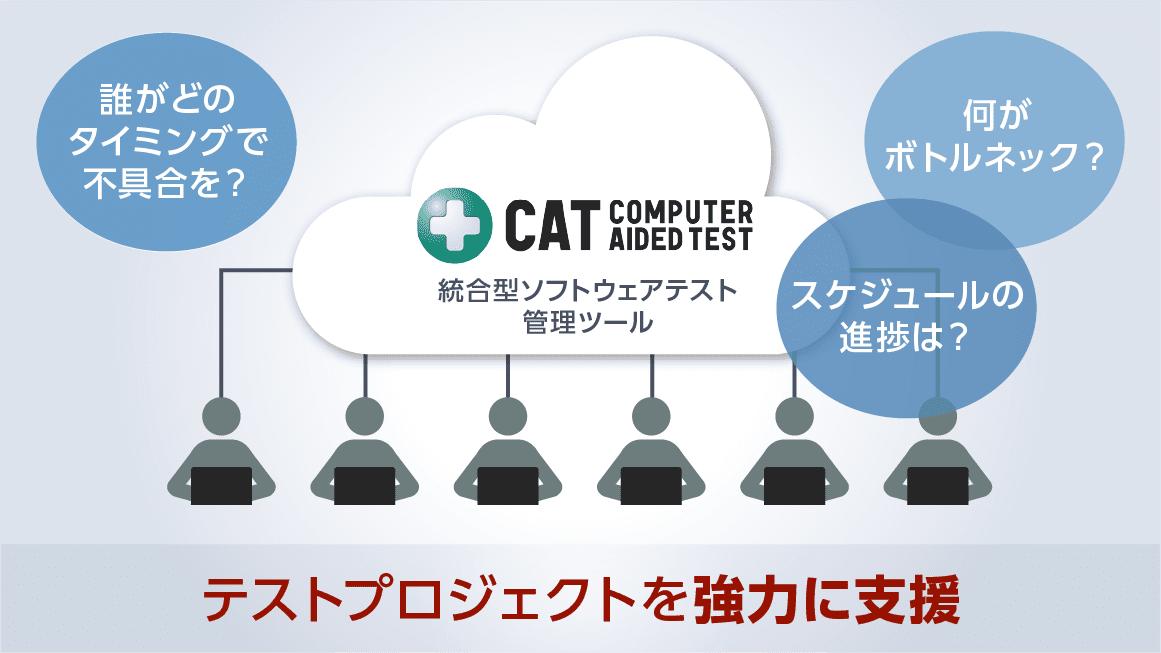 人 : CATイメージ図