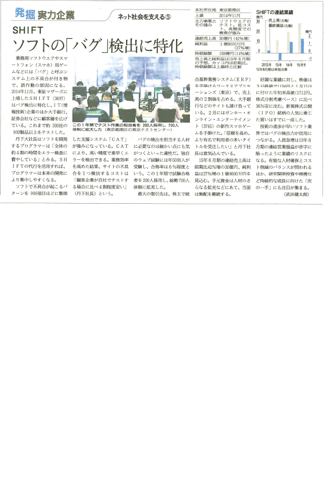 ヴェリタス 日経 アナリスト紹介/アワード&ランキング|SMBC日興証券
